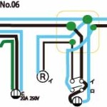 第二種電気工事士 平成26年度実技試験 No.06問題対策